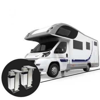 TESA Autolift levelingsysteem 2 steunpoten